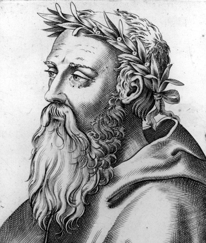 Heraclitus, Ancient Greek Philosopher